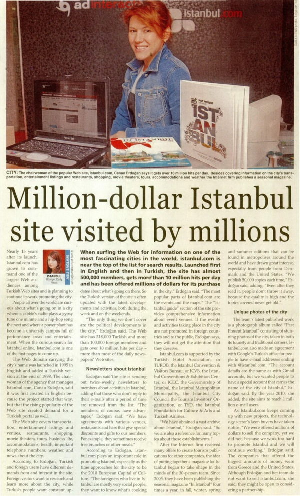 by Hurriyet Daily News